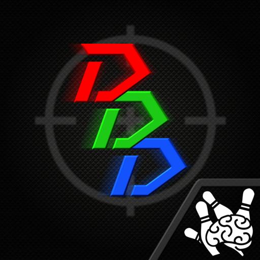 Die Dye Die Game Icon
