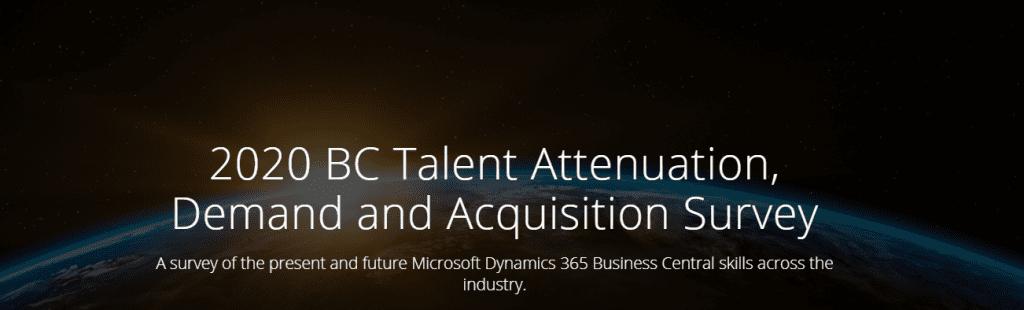 2020 BC Talent Acquisition, Demand, and Acquisition Survey graphic